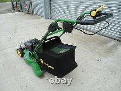 John Deere R54rkb, Self Propelled Petrol Mower 21cut. Rear Roller Drive