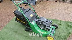 John Deere roller mower R54RKB self propelled 54cm lawnmower fully serviced