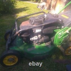 John deere JX90CB self propelled professional mowerr