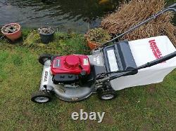 KAAZ ASUKA TN2160 SXAH 21 Honda GXV160 Self Drive 2 Speed RotoStop Lawnmower