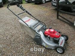 LAWNFLITE PRO 553 HRS Self Propelled Lawnmower With Honda Engine 3 MONTHS OLD