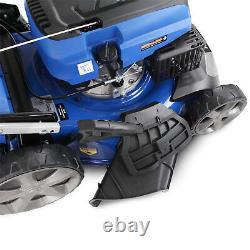 Lawn Mower Petrol Self propelled Lawnmower 460mm 18 139cc 4 in 1 mower