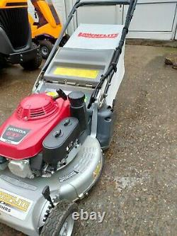 Lawnflite Pro / Honda 553hrs Commercial Self Propelled Petrol Lawn Mower