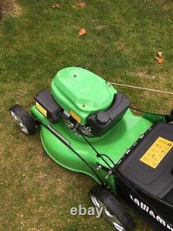 Lawnmaster 20 Inch Petrol Self Propelled Rotary Lawnmower Mower New Old Stock