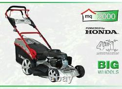Lawnmower Honda 160cc Professional Lawn Mower IN Outbreak Self Propelled To Pull