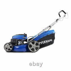 Lawnmower Petrol Self Propelled Lawn Mower 51cm 20 196cc HYM510SP