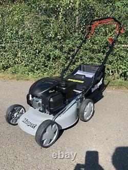 Masport 150 ST SP L Self Propelled Petrol Lawnmower With Grass Bag