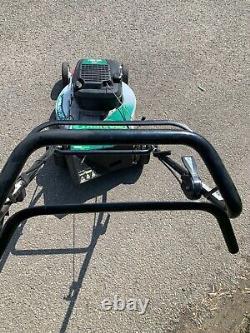 Masport 21 Petrol Lawnmower Rear Discharge Self Propelled