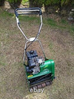 Masport Olympic 400 16 Cylinder Self Propelled Petrol Lawn Mower