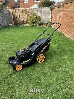 Mc Culloch 21 inch self propelled petrol rotary lawn mower