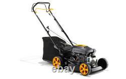 McCulloch M46 110R Classic Petrol Self Propelled Lawn Mower Graded