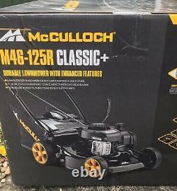 McCulloch M46-125R CLASSIC+Petrol Self-Propelled Single Speed B&S 125 cc