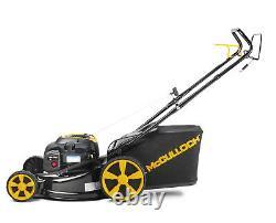 McCulloch M51-140WR Classic Plus Petrol Self Propelled Lawmower Graded