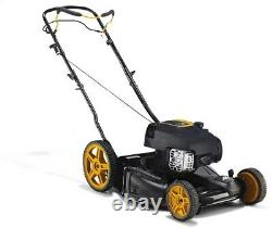 McCulloch M56-140WF petrol self propelled Lawn Mower comes with Bag RRP£599