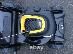 Mcculloch 20 Self Propelled Lawnmower with grass bag