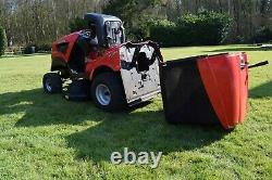 Mountfield 1436M Ride On collector Petrol Lawn Mower 36 Cut Twin Blade May 2008