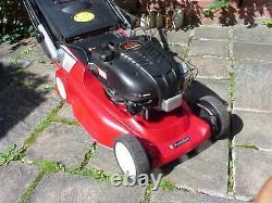 Mountfield M3 46cm (18) Electric Start Self Propelled Petrol Roller Lawnmower