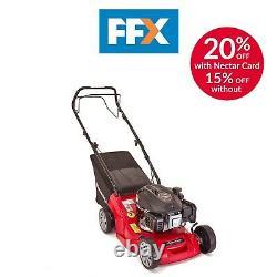 Mountfield SP164 39cm Cut 123cc Self Propelled Petrol Lawn Mower Garden Grass
