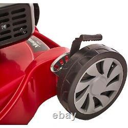 Mountfield SP164 Self Propelled Petrol Lawnmower 123cc 39cm Blade 40L Grass Box