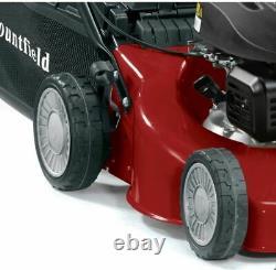 Mountfield SP454 123cc 17 (44cm) Self Propelled Petrol Lawn Mower E4
