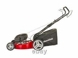 Mountfield SP51 Lawnmower 139cc Self Propelled Petrol Mower Grass Box Lawn