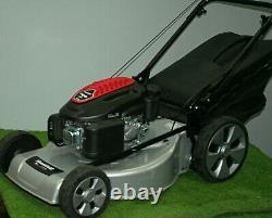 Mountfield SP53 Self-Propelled Petrol Lawn Mower, 51cm