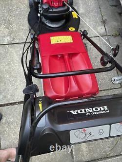 Mountfield SP535 HONDA 21 Self Propelled Petrol 4 Stroke Lawnmower Serviced
