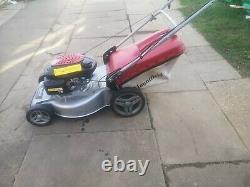 Mountfield SP53H, self-propelled petrol lawnmower, 51 cm cut
