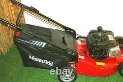 Mountfield Sp185 46cm 125cc Self-propelled Rotary Lawnmower