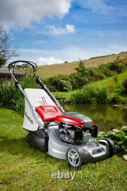 Mountfield Sp555rv 53cm Rear Roller Self Propelled Lawnmower Rrp £1139 Save £190