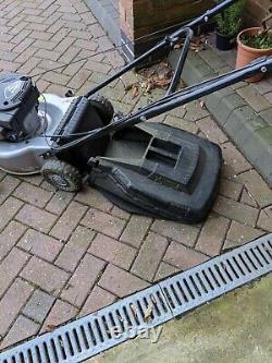 Mountfield self propelled mower