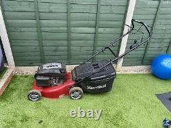 Mountfield self propelled petrol lawnmower used
