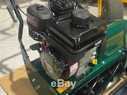 New Atco Clipper 20 Self-Propelled Petrol Cylinder Lawn Mower Briggs & Stratton