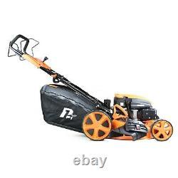 P1PE Hyundai P5100SPE Petrol Self Propelled Lawn Mower 51cm/20in Elec Start