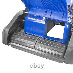 Petrol Lawn Mower Rear Roller Electric Start Self Propelled Lawnmower 17 43cm