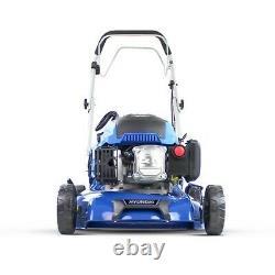 Petrol Lawn Mower Self Propelled Mulching Lawnmower 139cc 1743cm HYM430SP