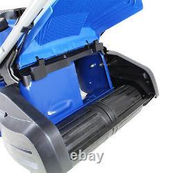 Petrol Lawnmower Rear Roller Electric Start Self Propelled Lawn Mower 48cm 19