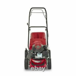 Petrol Self Propelled Lawn Mower Mountfeild SP42 With Free Oil Fast Delivery