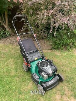 Qualcast 18 Self Propelled Petrol Lawn Mower