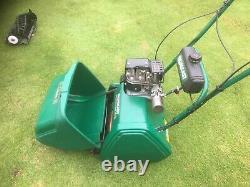 Qualcast Classic 35S Petrol Self Propelled mower and scarifier cassette