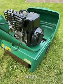Qualcast Classic 35s Petrol Lawnmower 14 Self Propelled Refurbished/Serviced
