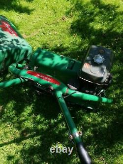 Ransomes Marquis 61 24 Self Propelled Cylinder Lawn Mower with Rear Roller