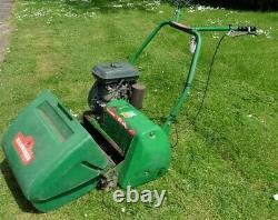 Ransomes super Bowl 51 petrol self propelled greens cylinder mower shaver