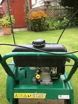 Recently Serviced And Sharpened Qualcast Classic 35S Petrol Self Propelled mower