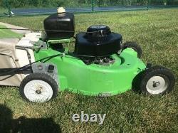 Refurbished Commercial Self Propelled Lawn Boy Supreme Pro F Series Bag
