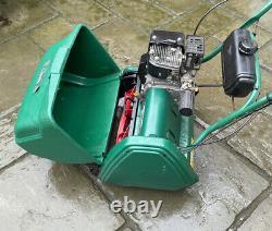 SUFFOLK PUNCH 17s Self Propelled Petrol Cylinder Mower, Not Atco, Allett, Qualcast