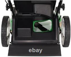 Self Propelled Lawn Mower 21 in. Electric Start Walk Behind with Kohler Engine