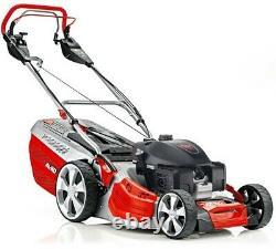 Self propelled petrol lawn mower AL-KO Highline 520 VS-H Petrol Lawnmower