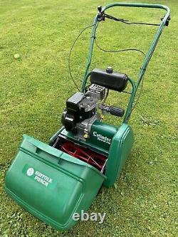 Suffolk Punch 14s Petrol Lawnmower 14 Self Propelled Qualcast Atco Allett