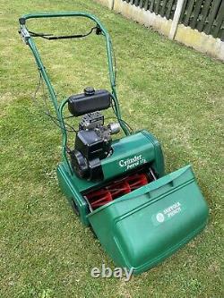 Suffolk Punch 17s Petrol Lawnmower 17 Self Propelled Qualcast Atco Allett